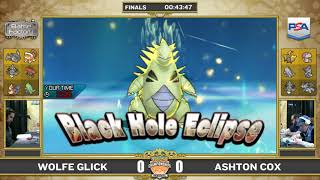 Pokémon Regional Championships - VGC Masters Finals - Wolfe Glick vs Ashton Cox