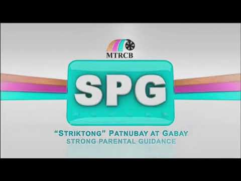 MTRCB SPG ENGLISH In Lost Effect