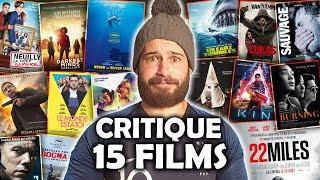 15 FILMS EN AOÛT 2018 - CRITIQUE 🎬