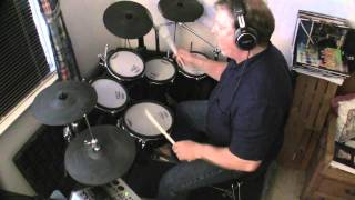 A Whiter Shade of Pale - Procol Harum (Drum Cover)