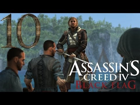 "Assassins Creed 4 Black Flag: Guide Review 10 - Sequence 3 - Memory 7 - ""A Single Madman"""