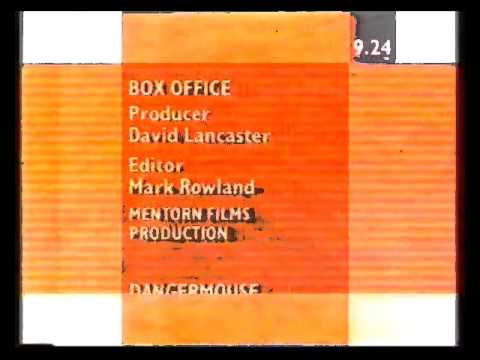 Channel 4 Daily end credits (1992)