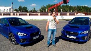 видео Обновленная Субару Импреза 2011 и новый Subaru Impreza STI Седан