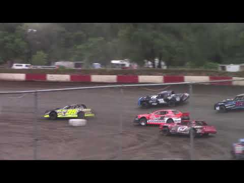6-8-19 Peoria Speedway Stock Car Feature Highlights