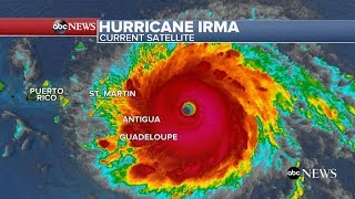Hurricane Irma path and latest on category 5 storm thumbnail