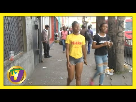 Violence Against Women in Jamaica   TVJ All Angles