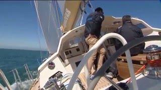 Reportage France 3 Normandie - Lancement de l'Exploration 52 !