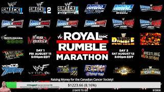 nL Royal Rumble Marathon 2017 - DAY 1