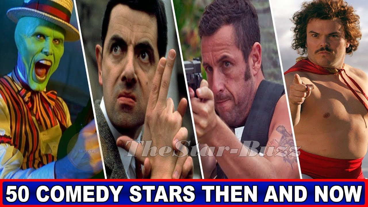 50 COMEDY STARS|Comedy Actors Then and Now(Name and Age) Transformation