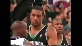 Shareef Abdur-Rahim 27 Points @ Sacramento, 2000-01.