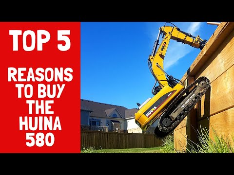 5 Reasons Why You Should Get The Huina 580