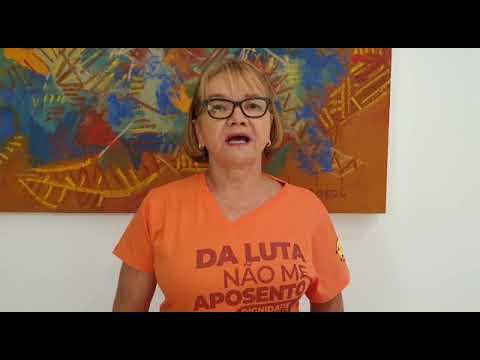 A presidenta do Sinteal, Consuelo Correia, tem um recado: