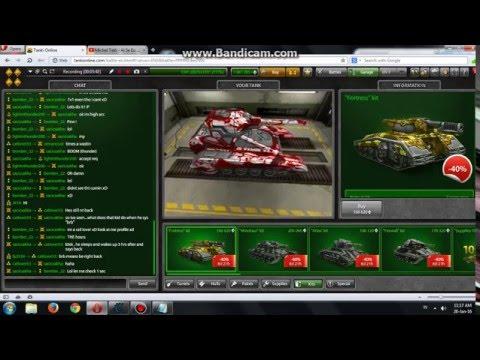 Tanki Online 1 Million Crystal Hack