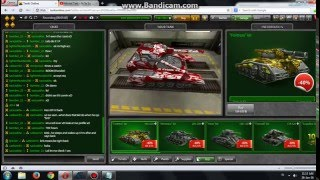 Repeat youtube video Tanki online 1 million crystal hack