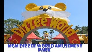 MGM Dizzee World Chennai Amusement Park