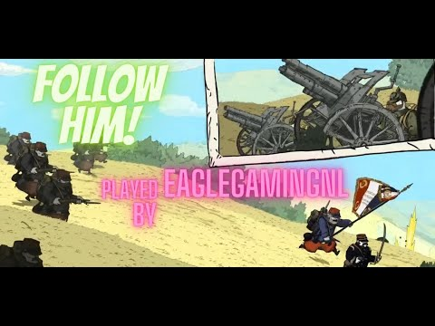 Valiant Hearts: The Great War part 1 PLAYED BY EagleGamingNL  