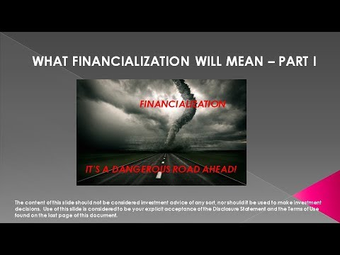 MACRO ANALYTICS - 09 14 17 - The Results of Financialization - Part I - Debt-for-Equity Swaps