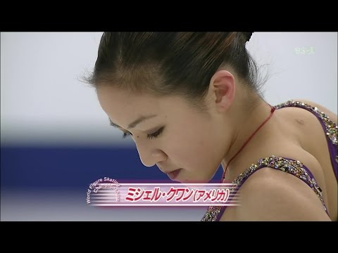 [HD] Michelle Kwan - 2002 Worlds SP - Piano Concerto No. 3 by Rachmaninoff ミシェル・クワン