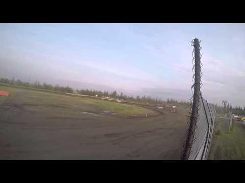Modifieds - Mitchell Raceway - 7/31/2015