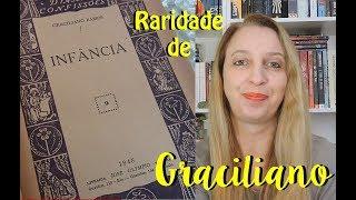 Obra de Graciliano Ramos autografada! | Portão Literário