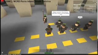 OCS pour l'USMC (roblox)