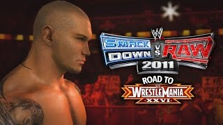 "WWE Smackdown vs Raw 2011 - ""BACKSTAGE DRAMA!!"" (Road To WrestleMania Ep 1)"