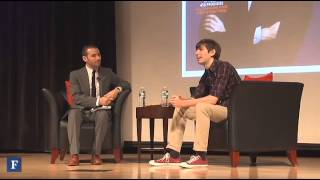 Why David Karp Digs Yahoo