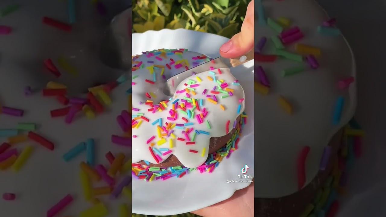 sprinkle donut (Gtcreationslime)