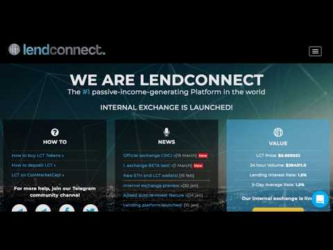 LENDCONNECT - Name Change - Fork -Vote now!!! Thoughts???