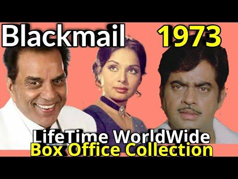 blackmail 1973 bollywood movie lifetime worldwide box