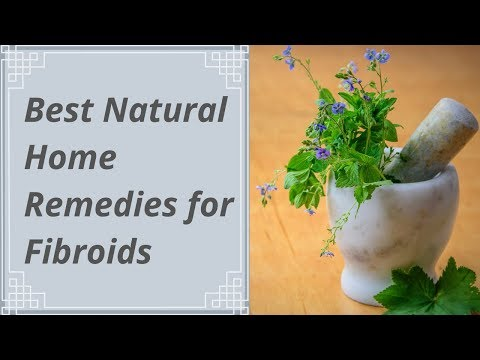 Best Natural Home Remedies for Fibroids