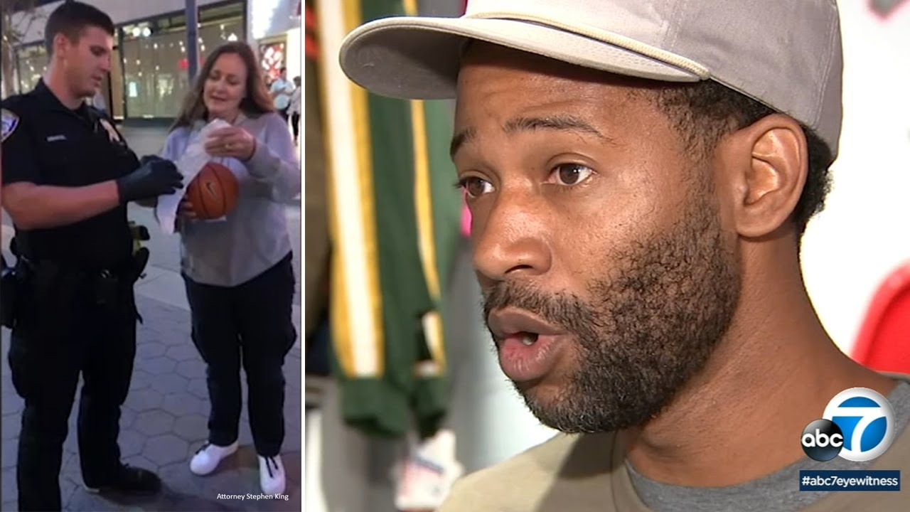 Family speaks out after being accused of stealing at Santa Monica Nike store