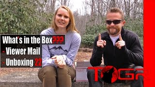What's in the Box??? - Viewer Mail - Unboxing 22