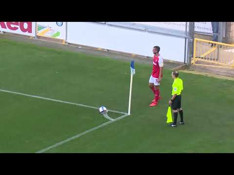 Уиком Уондерерс  0-1  Ротерем Юнайтед видео
