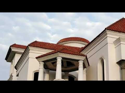 Work Completed Khaprail Tile Sialkot City Pakistan  Natural Colour Roof Tiles
