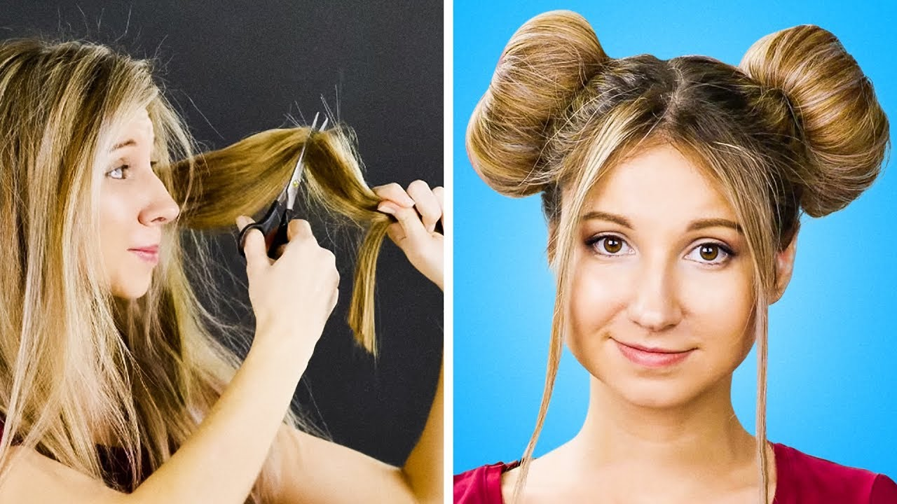 [VIDEO] - 22 STYLISH AND EASY HAIRSTYLES FOR GORGEOUS LOOK 5