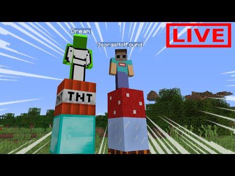 Minecraft Block Shuffle Live Fan Highlight Youtube