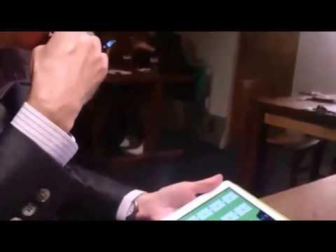PECS IV+ ( iPad用のPECSアプリ) 京都Bungalowにてクラフトビールの注文