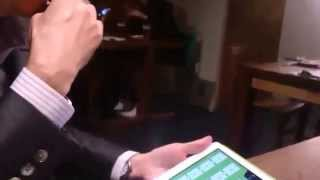 PECS(絵カード交換式コミュニケーション・システム)に,iPad, iPad mi...