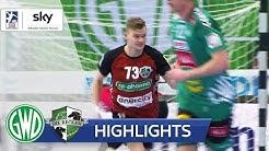 TSV GWD Minden - TSV Hannover-Burgdorf | Highlights - LIQUI MOLY Handball-Bundesliga 2019/20