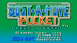 Bust-A-Move Pocket (NGPC)  - Vizzed.com GamePlay