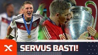 Bastian schweinsteiger entwickelte sich vom forschen teenager zu einem der besten deutschen spieler aller zeiten. nun hat er seine glorreiche karriere im alt...
