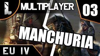 Walka o wolną Mandżurię!!!  EU4  Multiplayer PvP #03