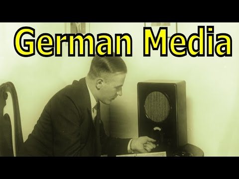 What is wrong with Germany: 01 - The German Media