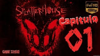 SPLATTERHOUSE / WALKTHROUGH SUBTITULADO EN ESPAÑOL / HD / LA MASCARA DE SATÁN / PS3 (2010)