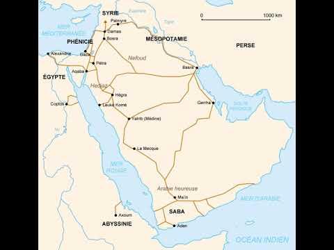 Pre-Islamic Arabia | Wikipedia audio article