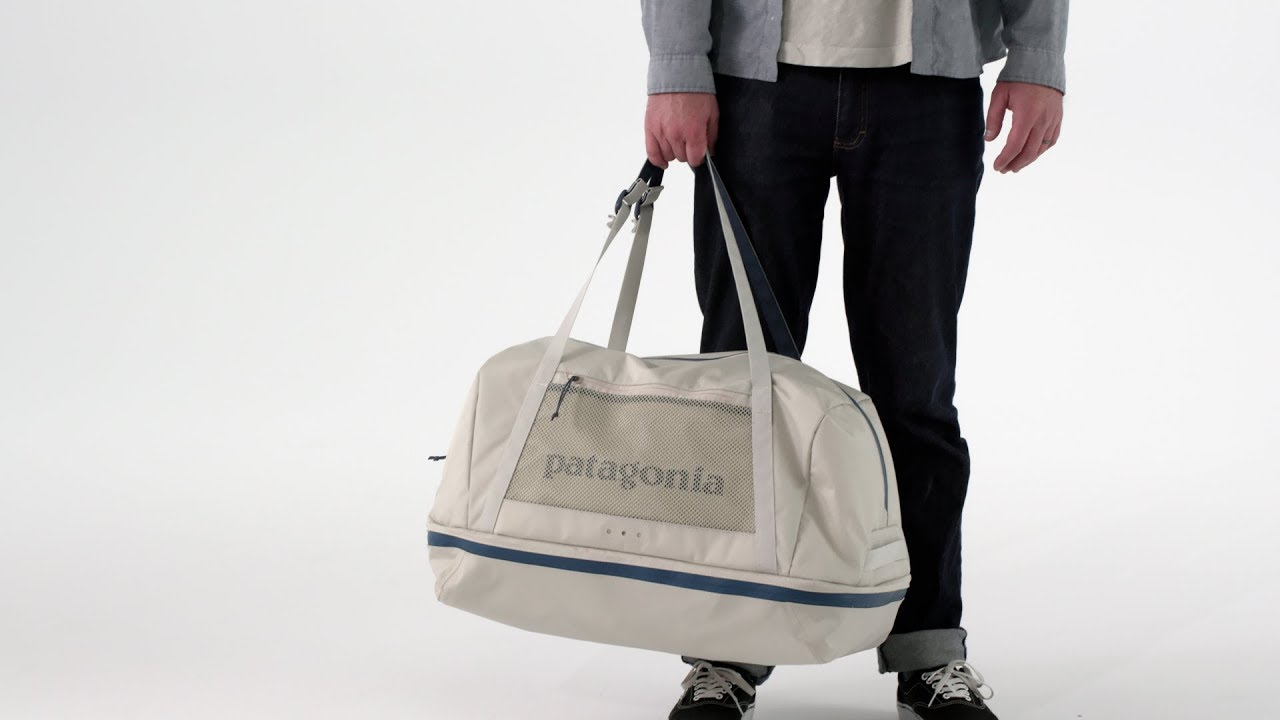 0c2617baf86f Patagonia® Planing Duffel Bag 55L - YouTube