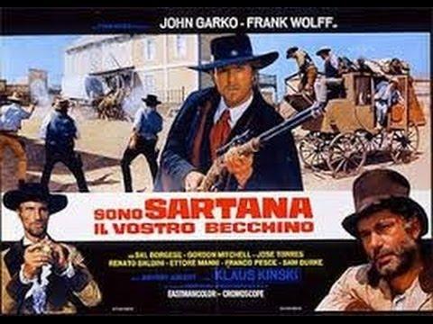 Аз съм Сартана, вашият гробар (1969)