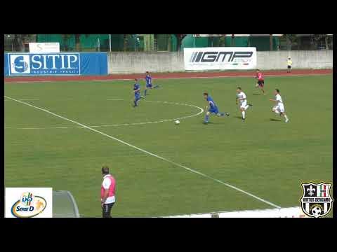 Juniores Nazionale Virtus Bergamo 1909-Seregno 1-1, Quarti di finale d'andata 2018