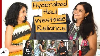 Hyderabad Shopping Try On Haul (Westside, Reliance)| #STYLINGWITHARPITHA | Arpitharai
